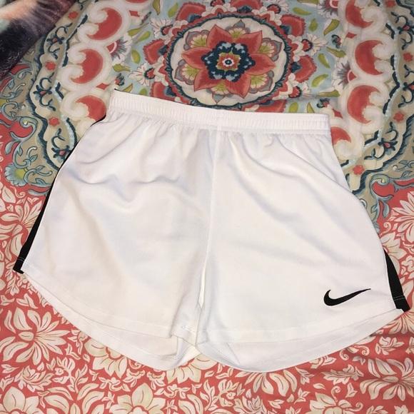 Nike Pants - White Nike shorts